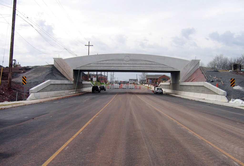 Ridge Road Bridge